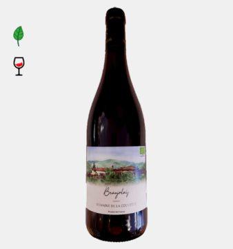 Domaine de la Couvette Beaujolais Rouge BIO
