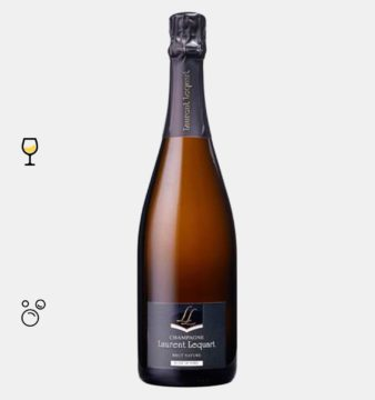 Laurent Lequart Blanc de Noirs Champagne